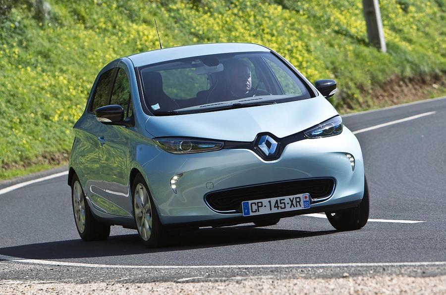 Renault boss expects electric vehicle sales to double