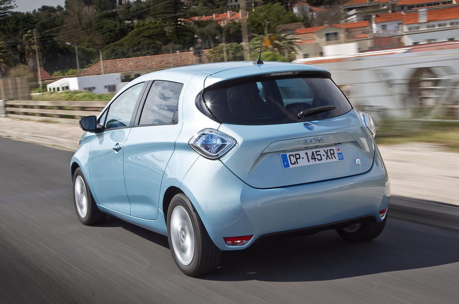 Renault Zoe Dynamique Intens first drive review