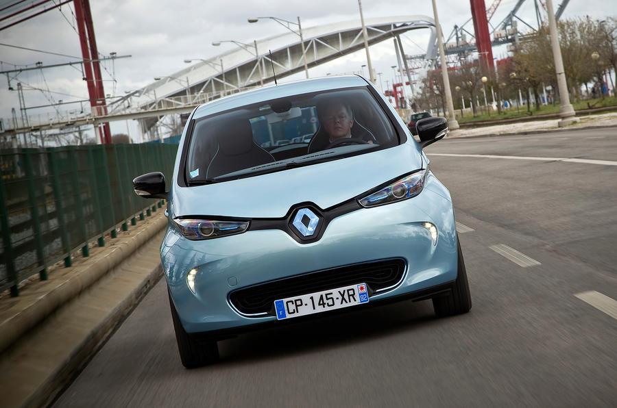Renault Zoe Dynamique Intens