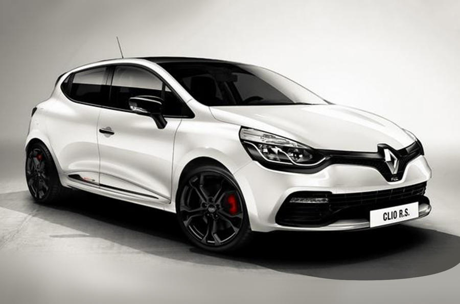 Quick news: Clio RS special; Bond cars for sale; new battery for Soul EV