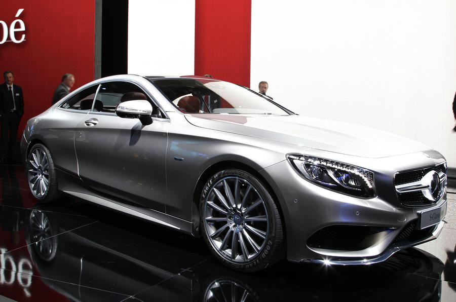 The wider, and striking, significance of the Mercedes S-class coupe