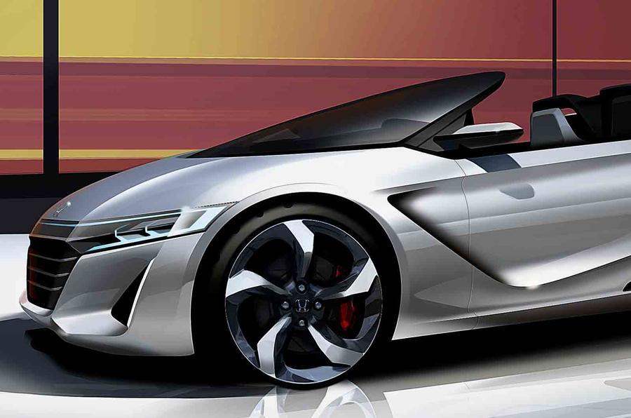 Honda S660 concept revealed