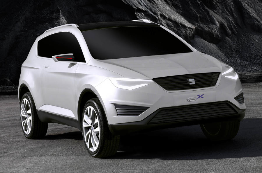 Seat gears up for development of new SUV