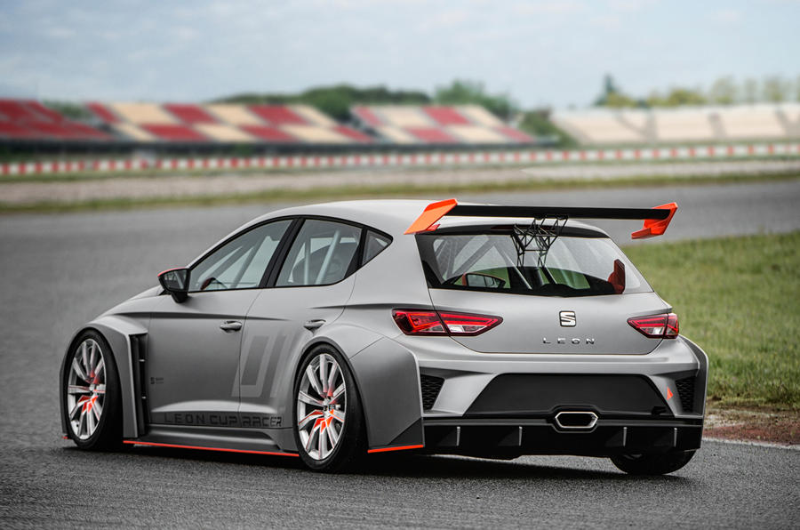 Seat Leon Cup Racer to take on Goodwood hill