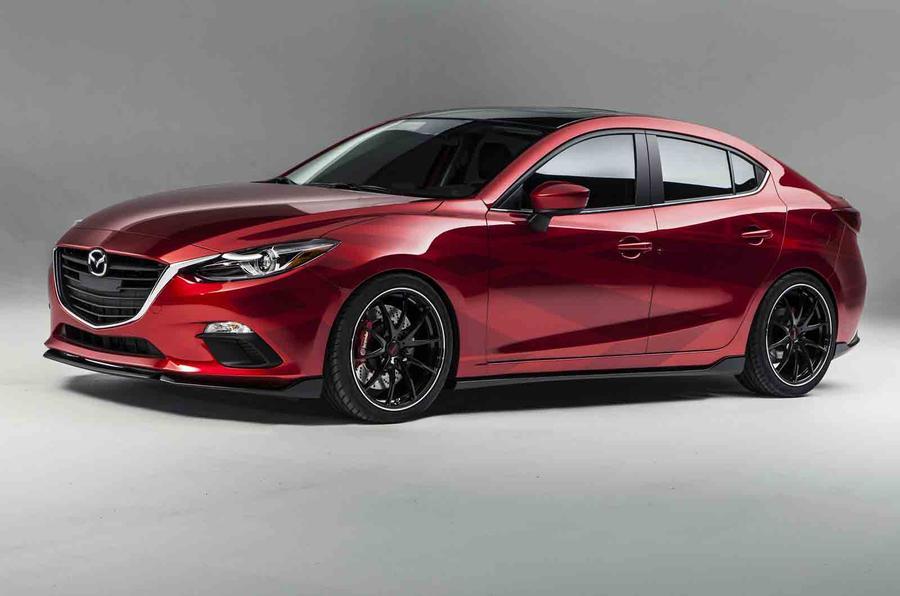 Mazda shows motorsport-inspired concepts at SEMA