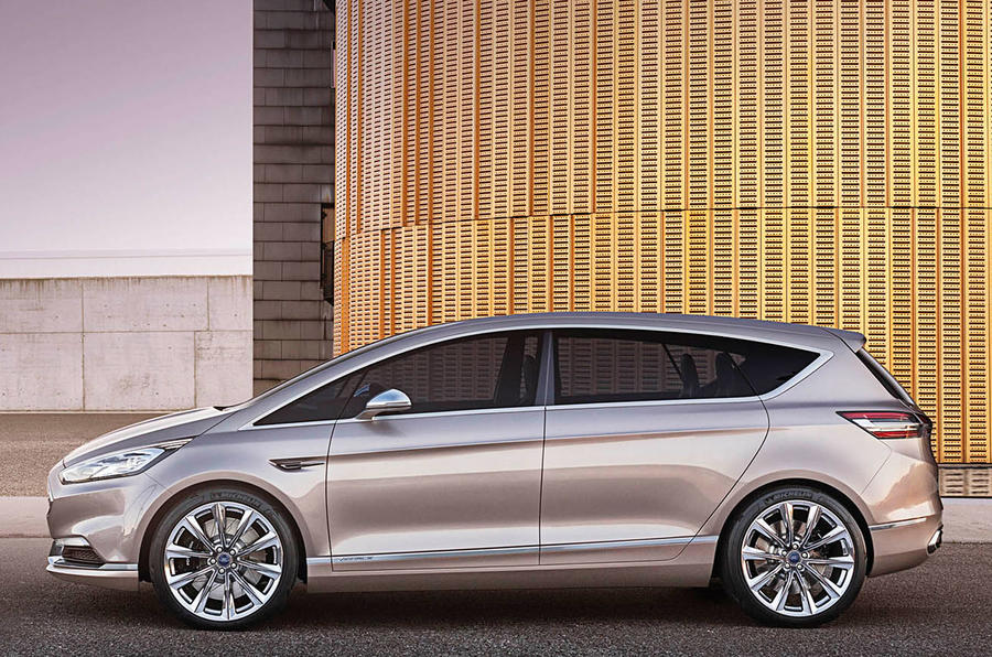 Ford looks to Vignale brand to boost European sales