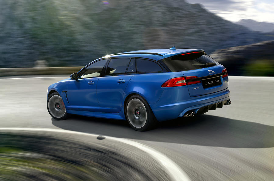 Alarm bells are ringing over the Jaguar XFR-S Sportbrake