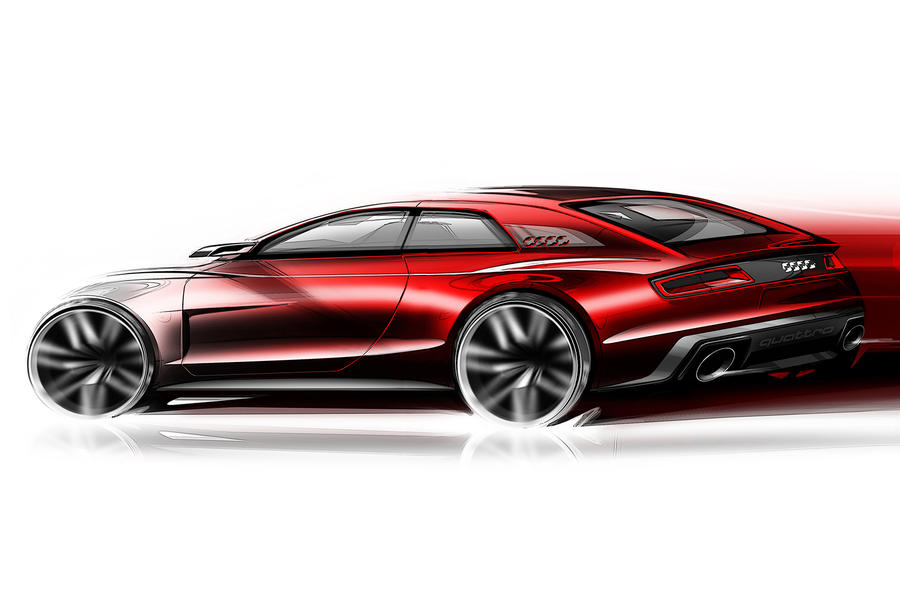 New Audi Quattro concept for Frankfurt