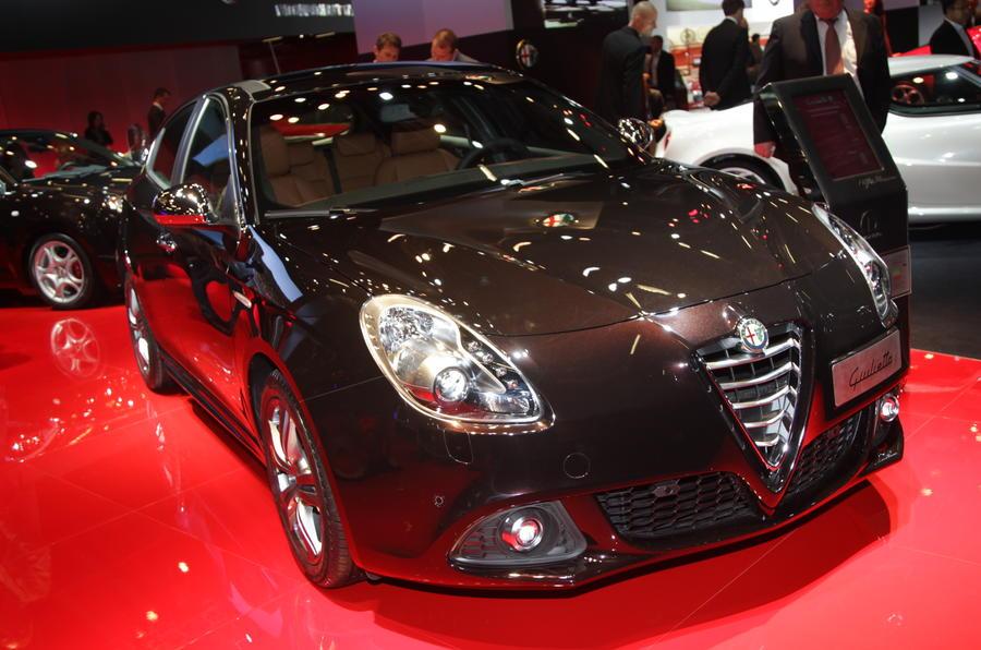 Frankfurt motor show 2013: Alfa Romeo Giulietta facelift
