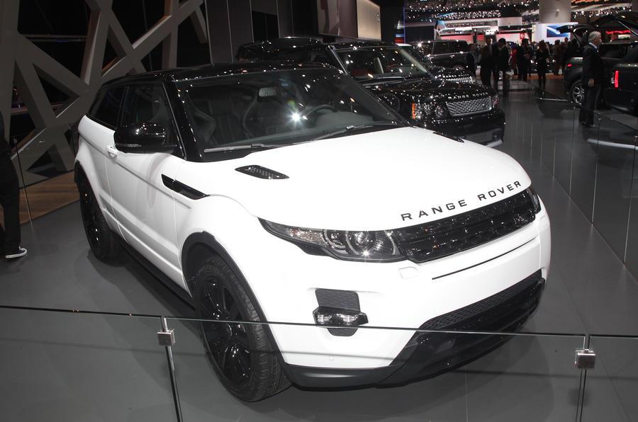 Geneva motor show 2013: Range Rover Evoque nine-speed auto | Autocar