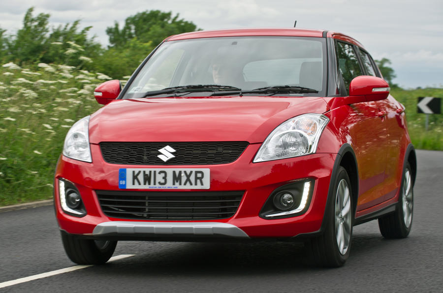 Suzuki Swift 4x4 pricing revealed