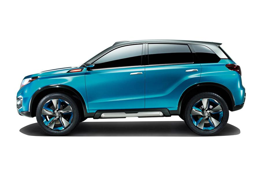 Suzuki iV-4 revealed in Frankfurt