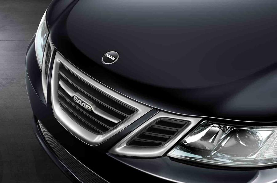 New Saab 9-3 production starts - latest pictures
