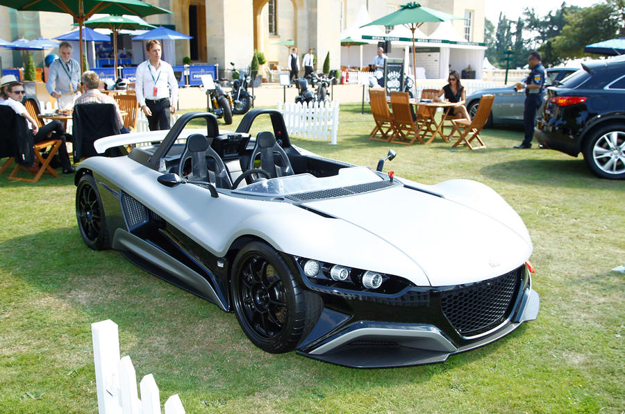Salon Prive 2013 show gallery