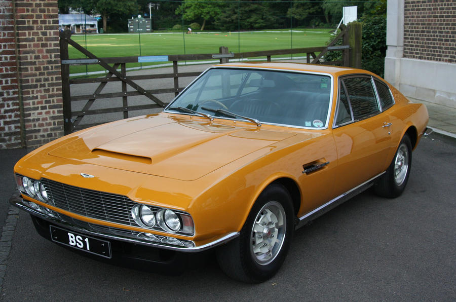 V8 Or Straight Six How Aston Martins Dbs Got Starring Role Tv