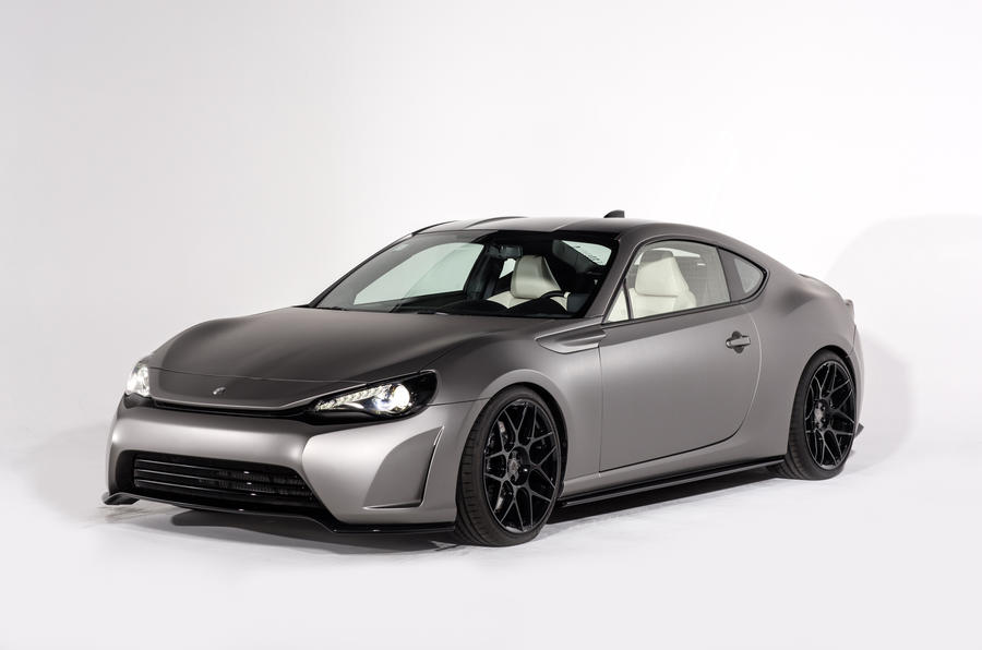 Scion To Bring Modified Fr S Sports Cars To Sema Autocar