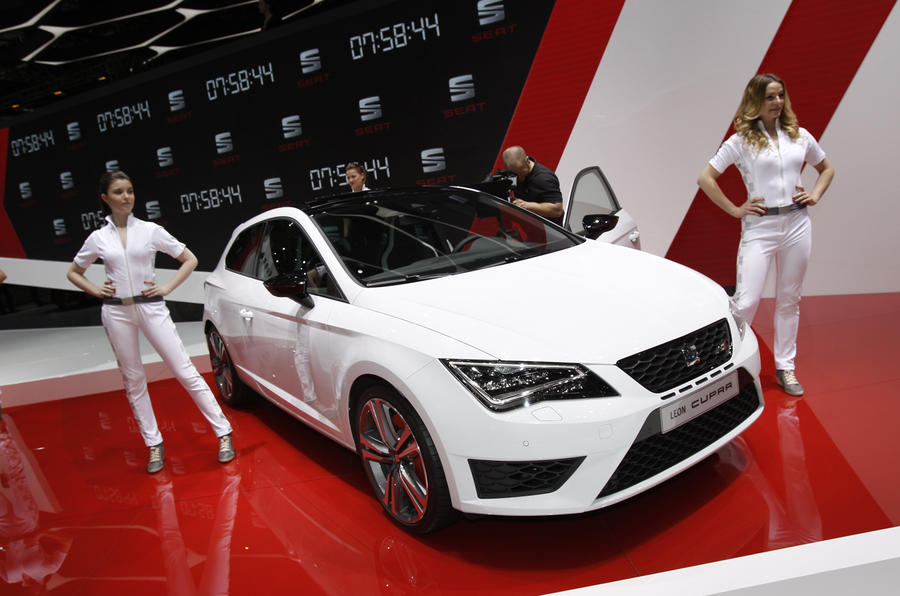 Hot new Seat Leon Cupra gets 276bhp
