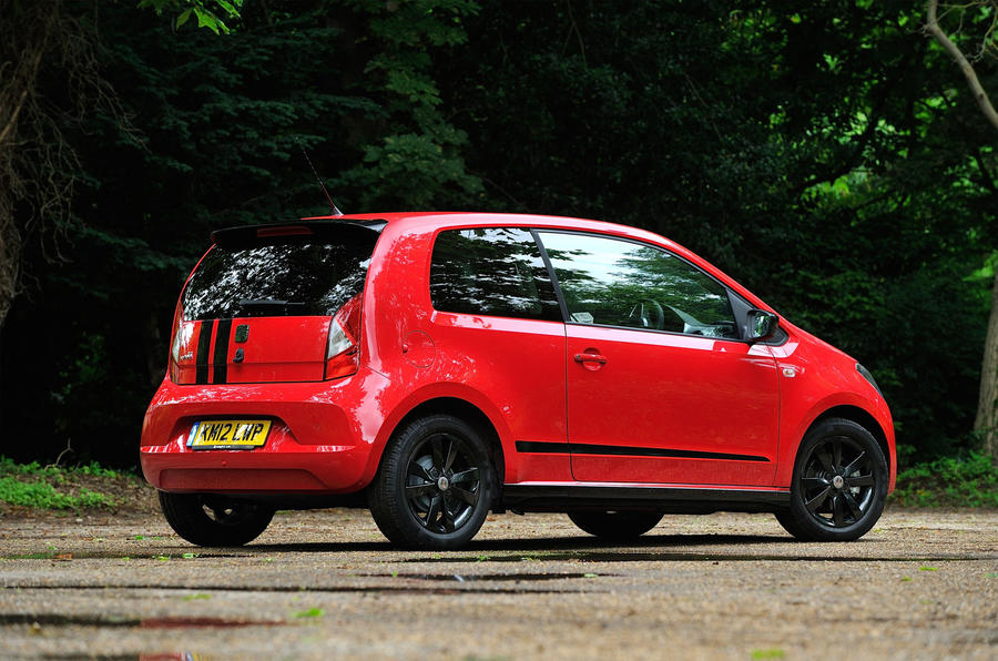 seat mii styling pack announced autocar. Black Bedroom Furniture Sets. Home Design Ideas