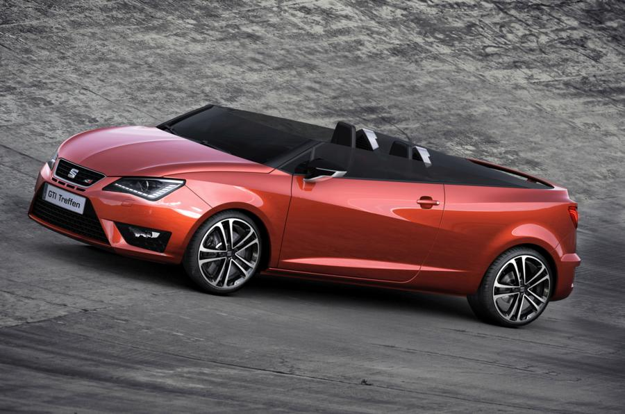 Seat Ibiza Cupster concept revealed