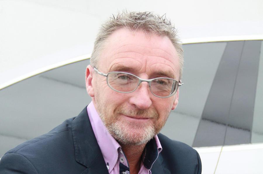 Why Simon Cox is good news for Infiniti