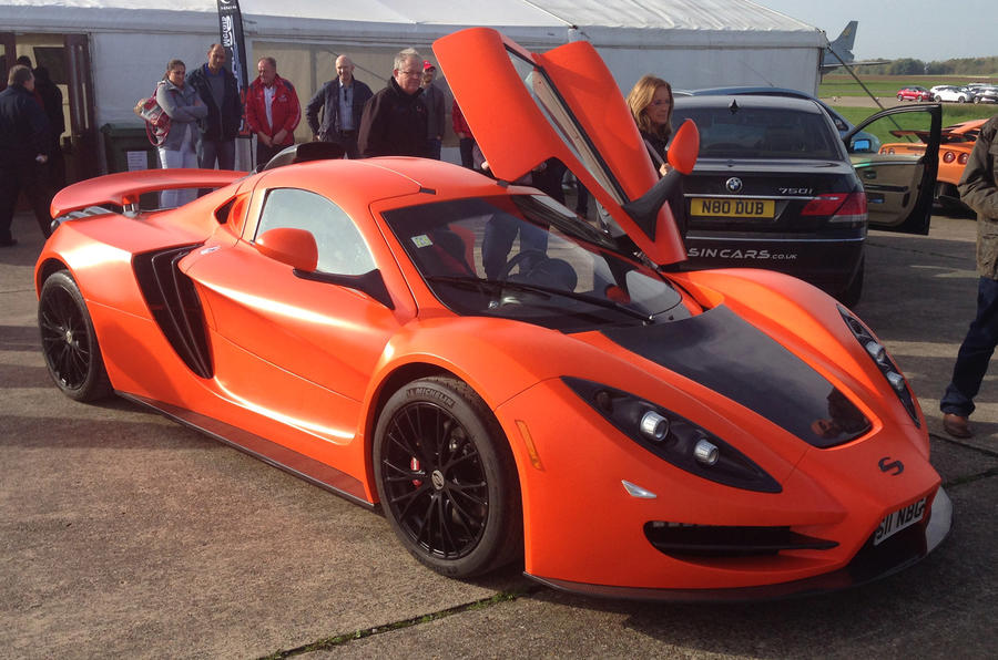 New Road Going Sin R1 Sports Car On Sale For £72,000