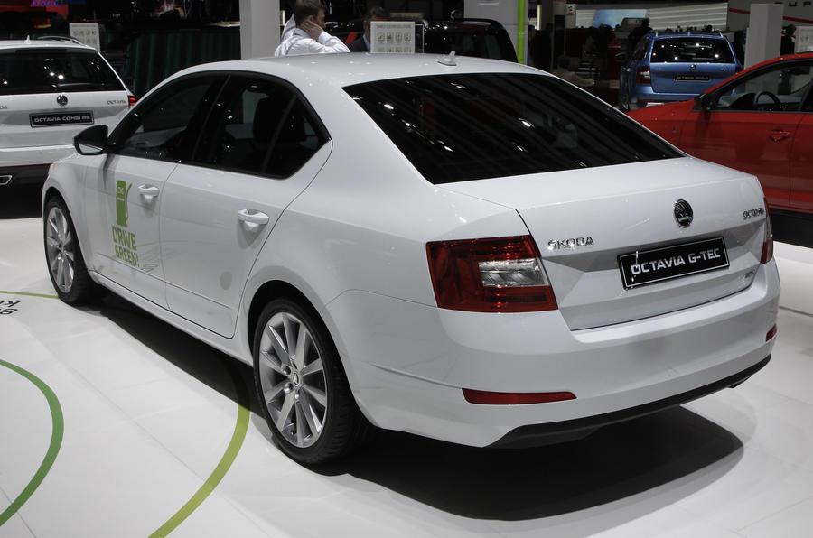 New CNG Skoda Octavia to offer 826-mile range