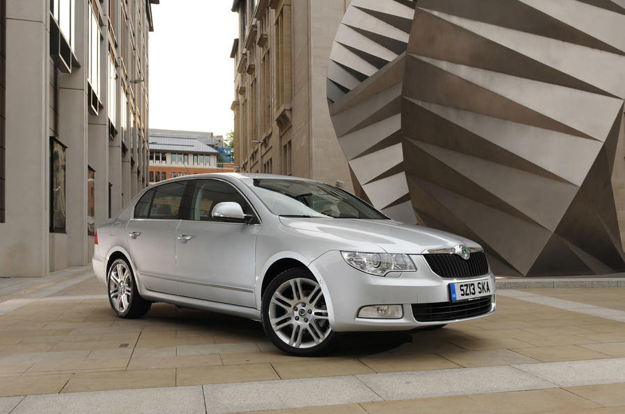 Skoda's Superb takes the top spot in JD Power Survey