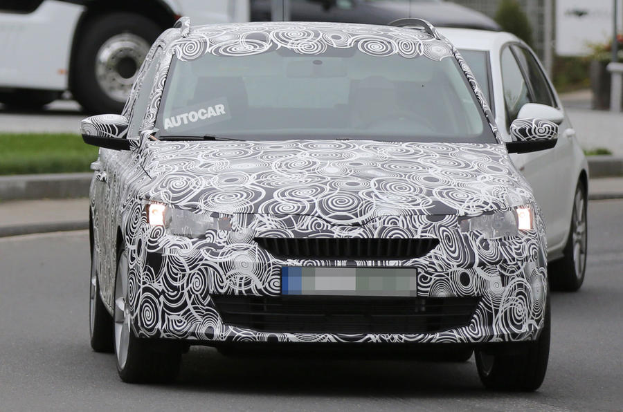 Skoda Fabia estate enters final development ahead of Paris reveal