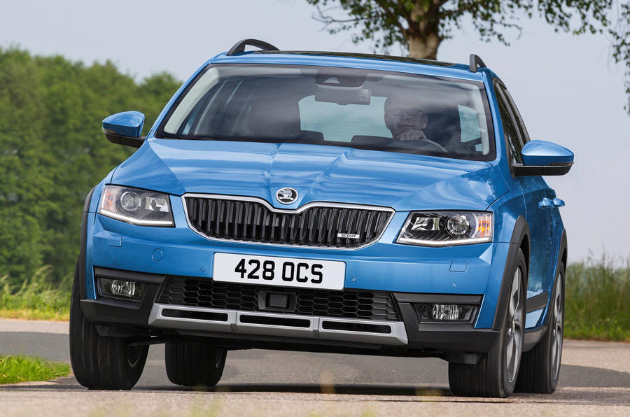 Pricing announced for new Skoda Octavia Scout
