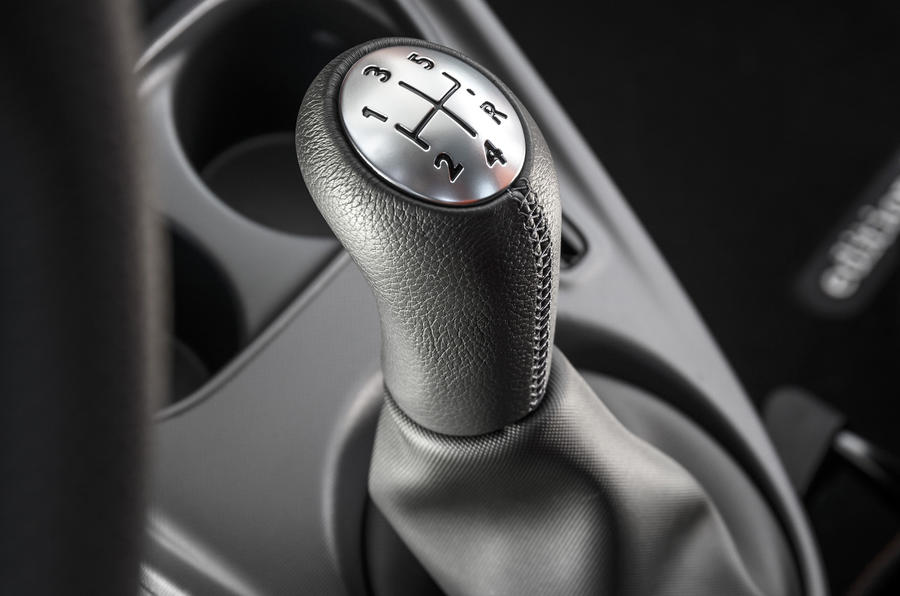 Smart Fortwo manual gearbox