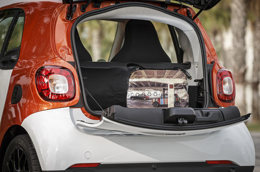 Smart Fortwo first drive review