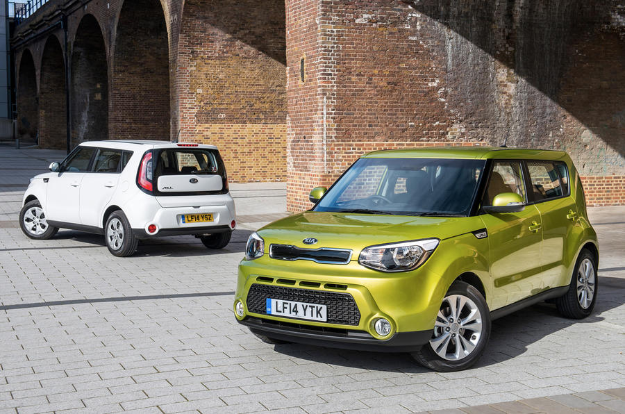 New Kia Soul goes on sale, priced from £12,600