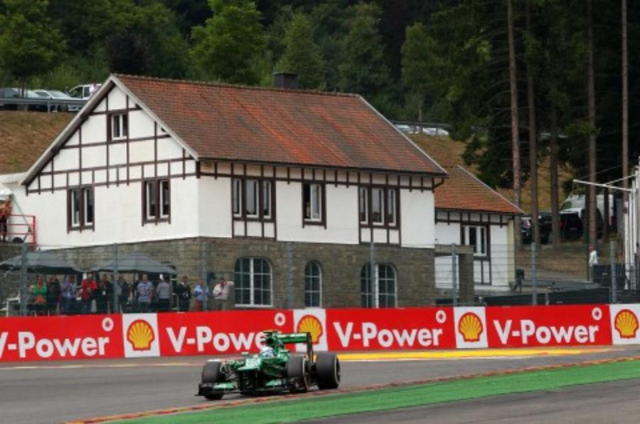 Greenpeace's protests at Spa are inexcusable