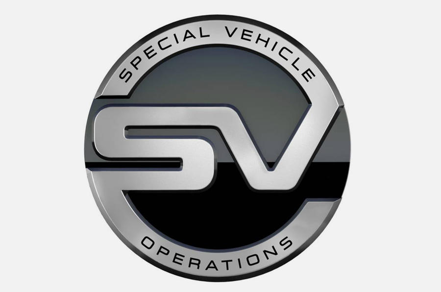 Jaguar Land Rover launches new Special Operations division