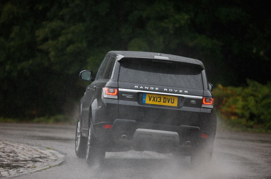 Best cars of 2013: Range Rover Sport