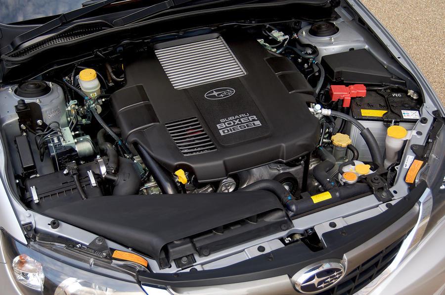 Secrets of Subaru's new diesel engine