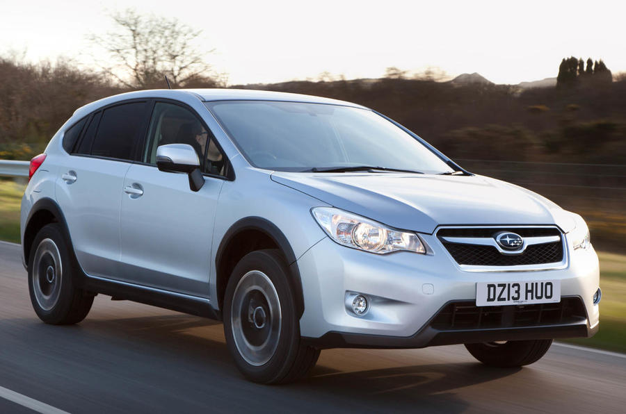 Price cut for 1.6-litre petrol Subaru XV variants