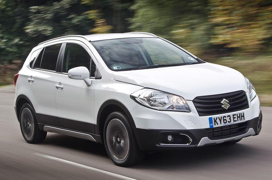 Best car deals: Ford EcoSport, Suzuki SX4 S-Cross, Nissan Juke, Jaguar XF
