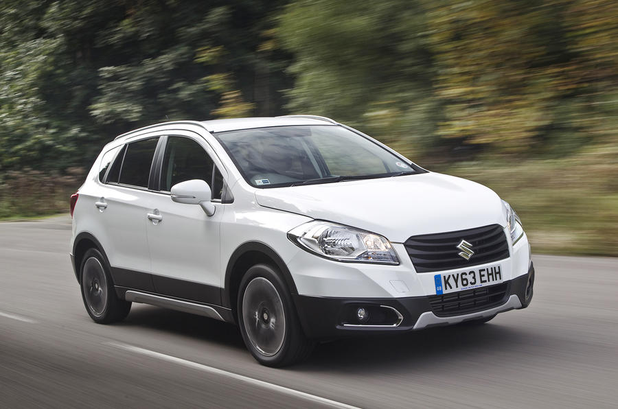suzuki sx4 s cross review autocar. Black Bedroom Furniture Sets. Home Design Ideas