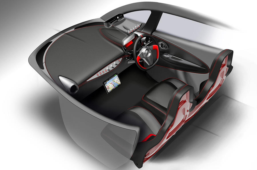 Yamaha to build Gordon Murray city car