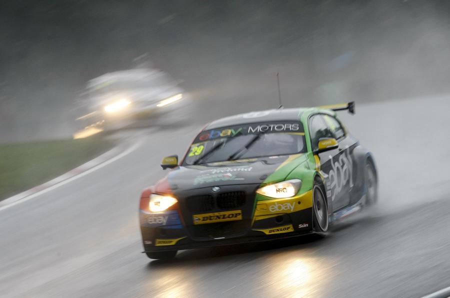 Former champion Colin Turkington joins BTCC grid