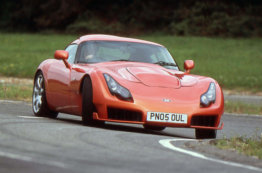 TVR sold back to Britain