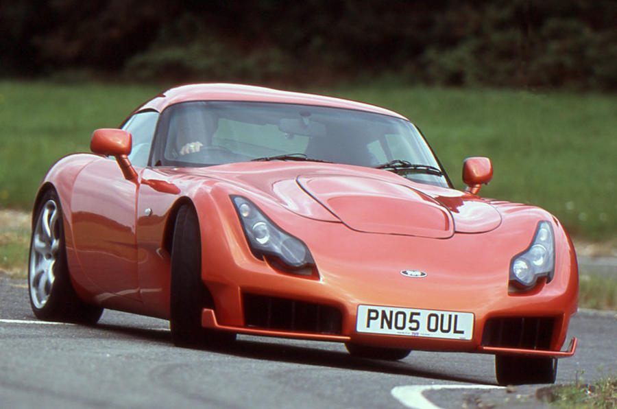 The failed car companies of Britain