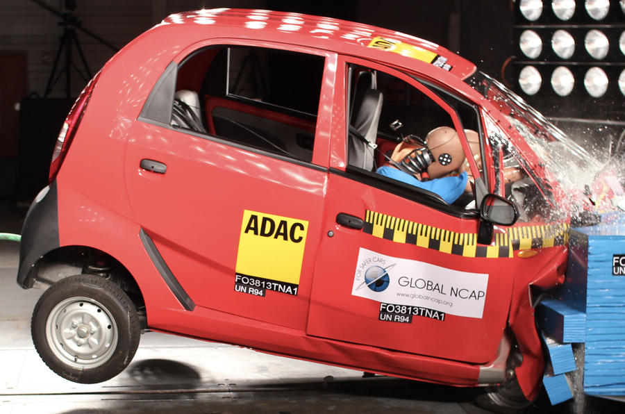India's crash test results confirm what we already know