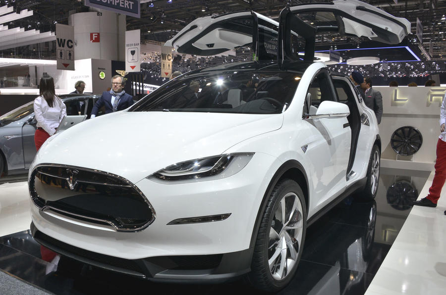 Electric SUV and BMW 3-series rival next for Tesla