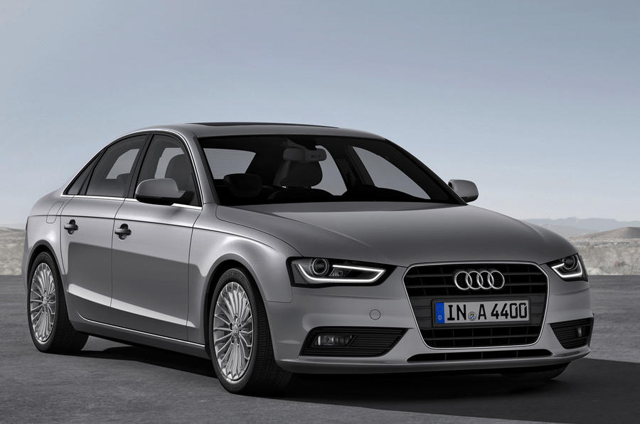 Quick news: BMW concepts; efficient Audis; new Panamera shifts production