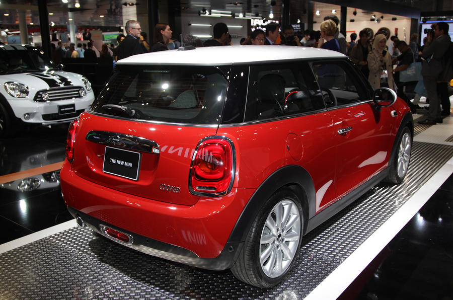 All-new 2014 Mini revealed