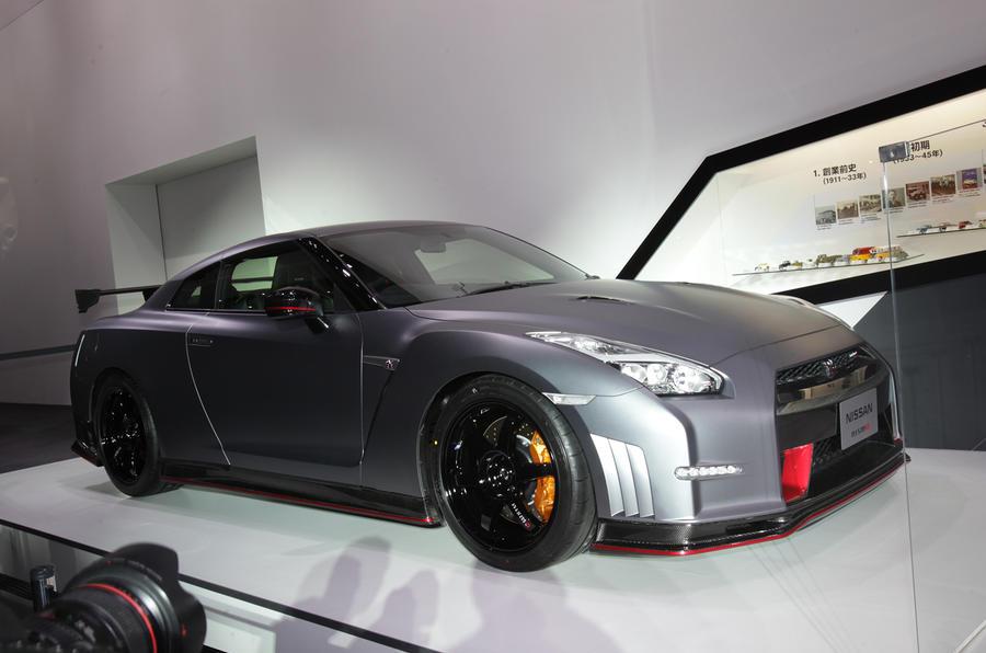 Nissan GT-R Nismo gets 591bhp