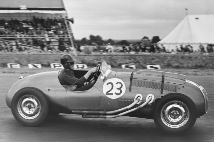 Cropley on cars: Remembering Bristol Cars saviour Tony Crook