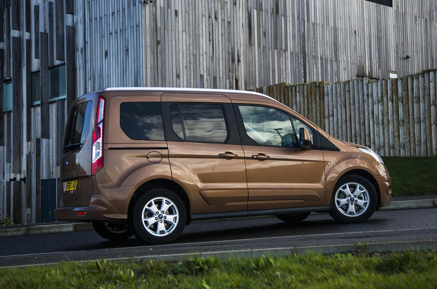 GBP15895 Ford Tourneo Connect 10 Ecoboost Zetec